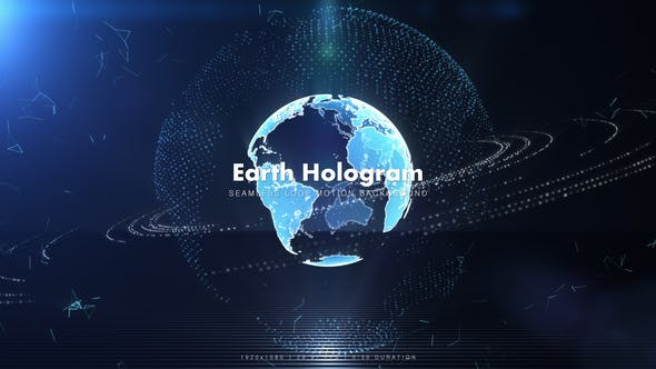 Thumbnail for Low Gravity Earth Hologram 2