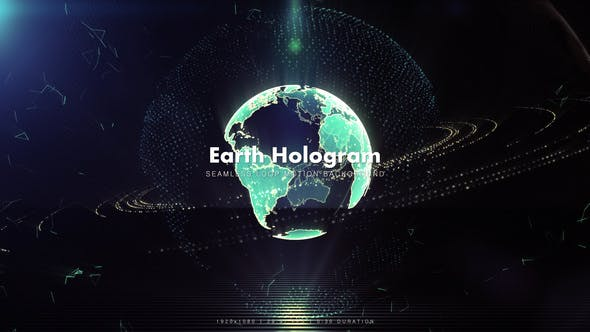 Thumbnail for Low Gravity Earth Hologram 1