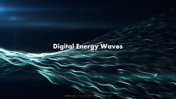 Thumbnail for Digital Energy Waves
