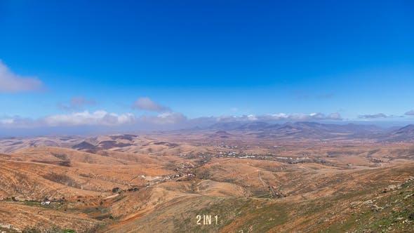 Thumbnail for Fuerteventura Panorama Landscape
