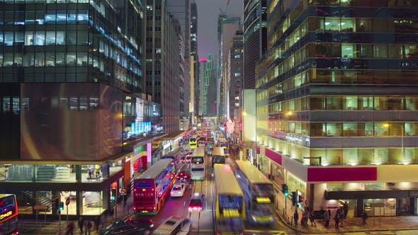 Cover Image for Hong Kong Traffic
