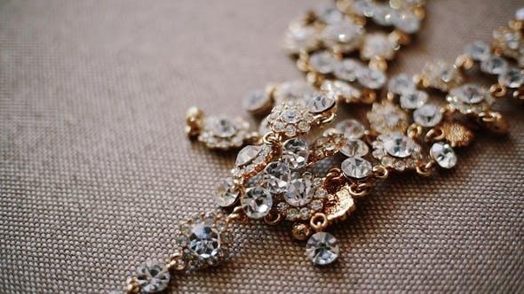 Bride Accessories. Wedding Background.