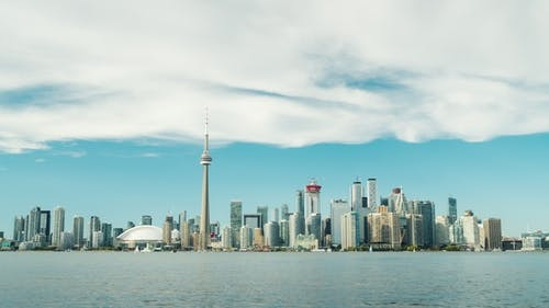 Toronto Skyline on a Clear Day