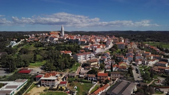 Thumbnail for Flight Over Vrsar (Orsera), Croatia