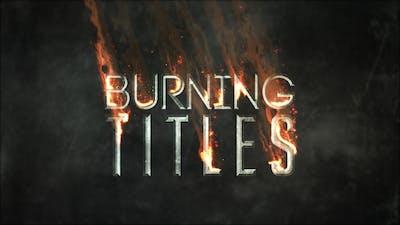 Burning TItles