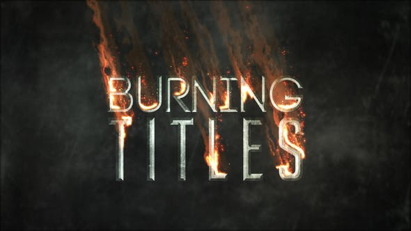 Thumbnail for Burning TItles