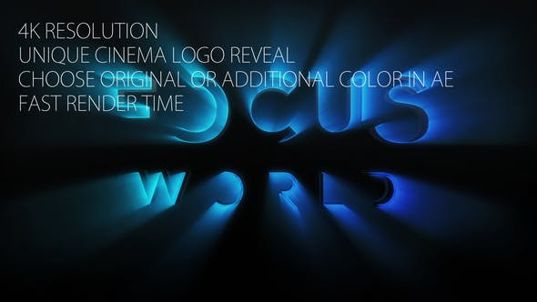 Thumbnail for Ident Logo Cinema