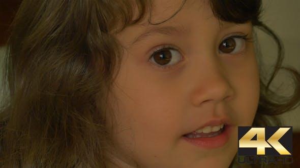 Thumbnail for Little Girl Portrait