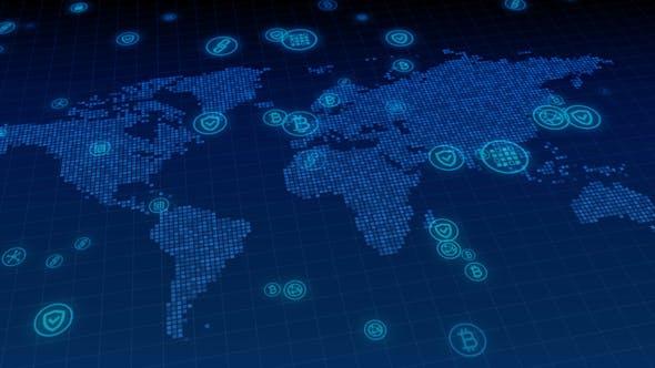 Thumbnail for Welt-Blockchain-Daten
