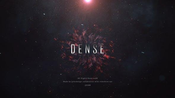Thumbnail for Dense   Trailer Titles