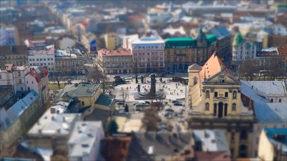 Thumbnail for Over the Streets of Lviv