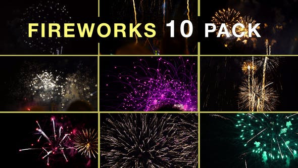 Thumbnail for Fireworks Compilation 10 Pack