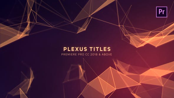 Thumbnail for Plexus Titles Mogrt