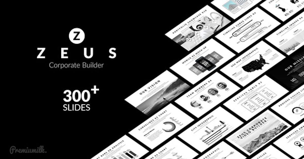 Download Zeus Corporate Builder by Premiumilk