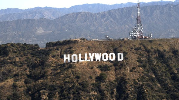 Thumbnail for Hollywood Sign - Drone Footage