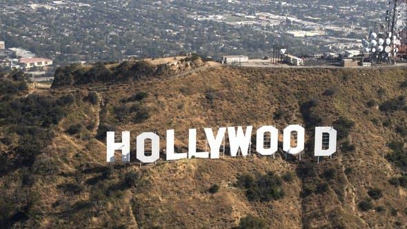 Thumbnail for Hollywood Aerial Shot