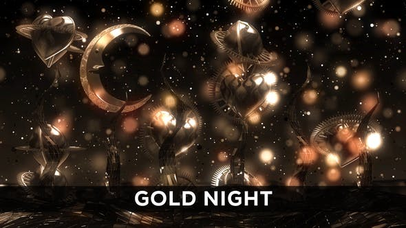 Cover Image for Gold Night