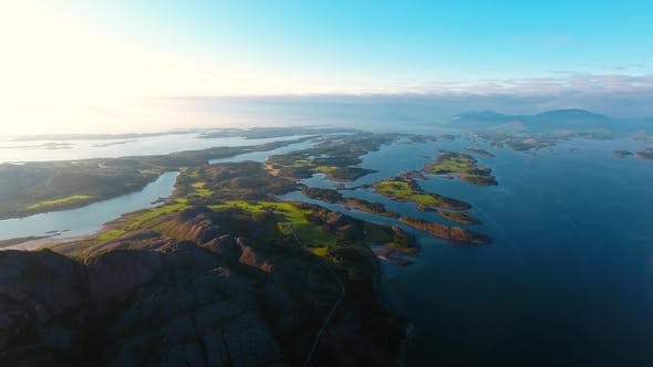 Thumbnail for Bronnoysund, Beautiful Nature Norway