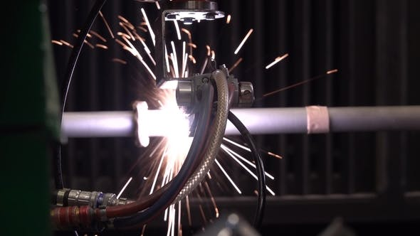 Thumbnail for Plasma Processing of a Metalwork By the Modern Hi-tech Equipment