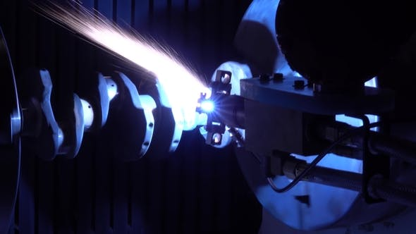 Thumbnail for Laser Deposition on a Rotating Part in a Milling Machine