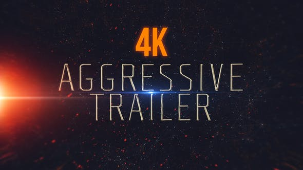 Thumbnail for Aggressive Trailer