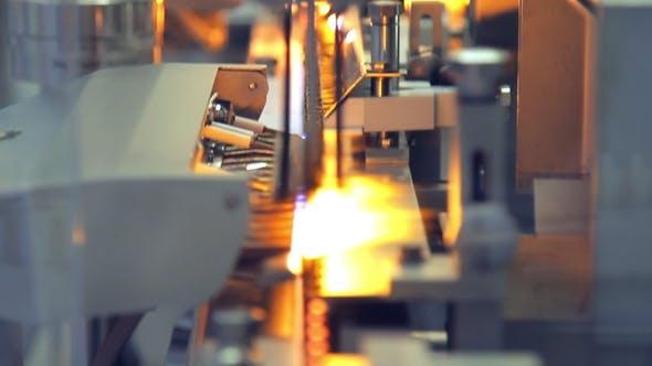 Thumbnail for Pharmaceutical Production Line at Pharma Plant