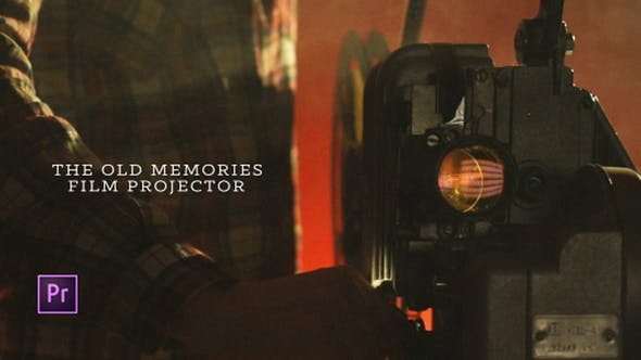 Cover Image for The Old Memories - Film Projector