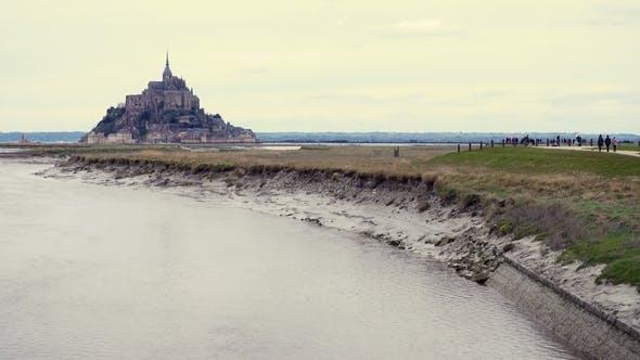 Thumbnail for View of Mont Saint Michel