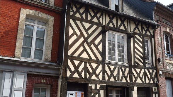 Thumbnail for French Colombage Houses
