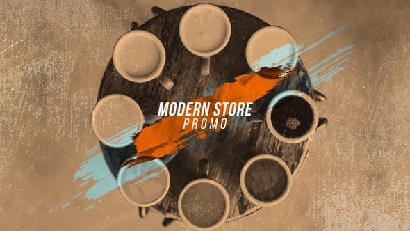 Modern Store Event Promo