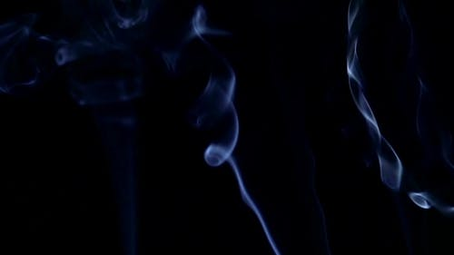 Smoke From Fragrant Sticks.