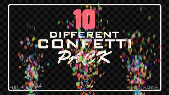 Thumbnail for Confetti