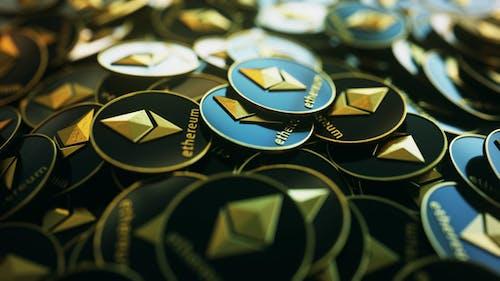 4K Ethereum Pile Spilled Out Orbit