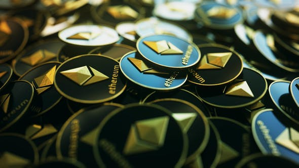 4K Ethereum Pile Spilled Out Orbit