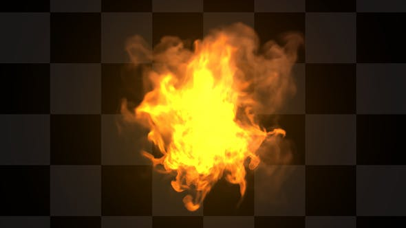 Cover Image for Fire Logo