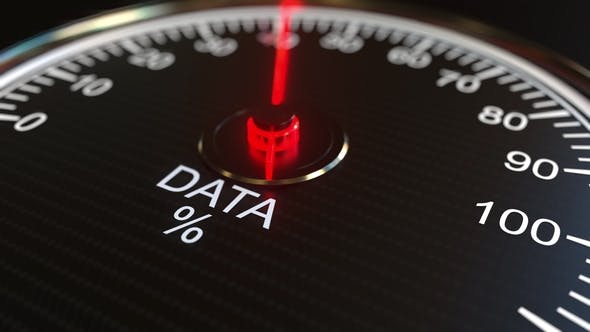 Cover Image for Data Meter or Indicator