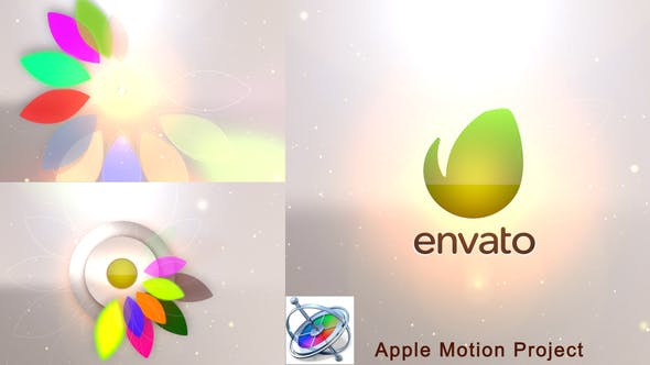 Thumbnail for Fresh Minimal Logo - Apple Motion