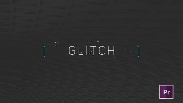 Thumbnail for Minimal Glitch Titles