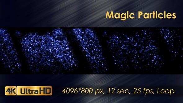 Thumbnail for Magic Particles