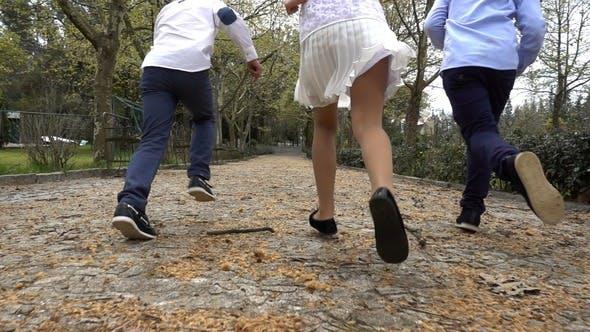 Thumbnail for Kids Running