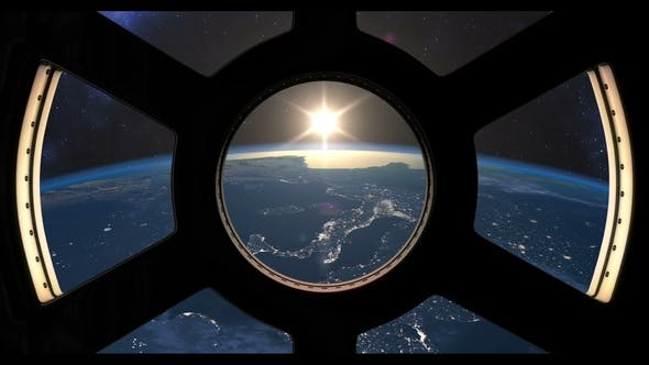 Thumbnail for Slow Sunset Seen From the ISS