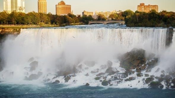 Thumbnail for Amazing Niagara Falls Day To Night