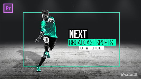 Thumbnail for Broadcast Sports Pack Essential Graphics | Mogrt
