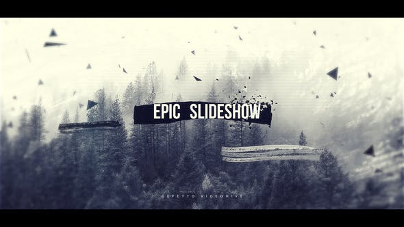 Thumbnail for Epic Slideshow I Opener