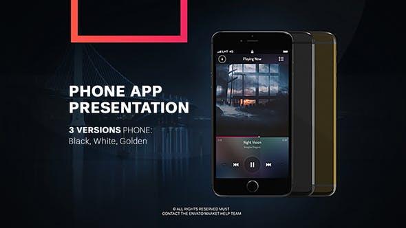 Thumbnail for Presentación de Aplicación telefónica