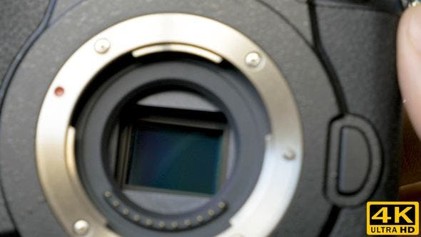 Thumbnail for Image Stabilization Mechanism on the Sensor of Mirrorless Digital Camera