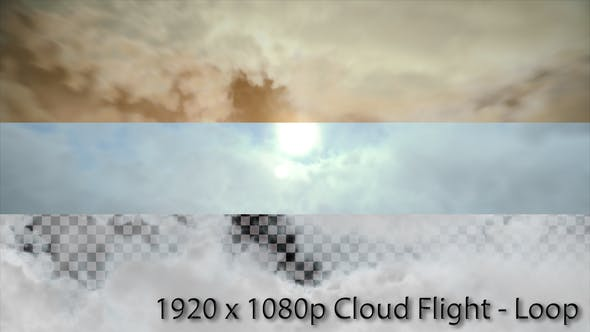 Cover Image for Cloud Flight