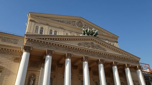 Thumbnail for State Academic Bolshoi Theater of Russia