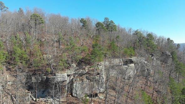 Thumbnail for Aerial of Mountain Terrain