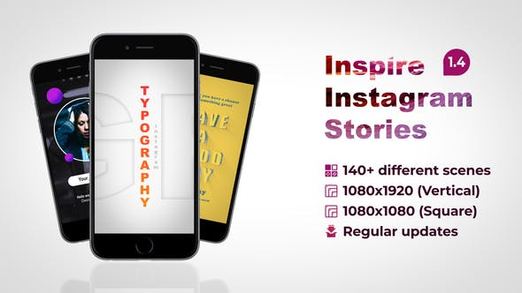 Thumbnail for Inspire Instagram Stories